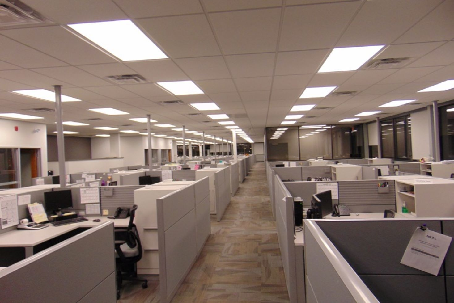 28,000 sq.ft. – Office Renovation